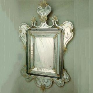Fratelli Tosi / Venetian wall mirror / 1033