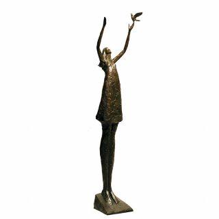 Tom Corbin / Author's sculpture / Aurora IV S1059