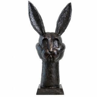 Tom Corbin / Author's sculpture / Bronze Bunnee S1414