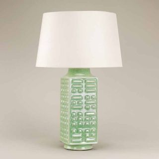 Vaughan / Table Lamp / Claverly Square Vase TC0016.XX