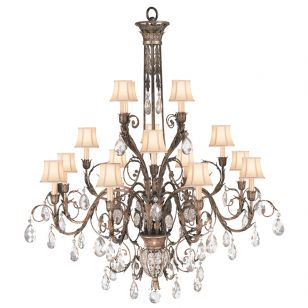 Fine Art Lamps / Chandelier / 136740ST