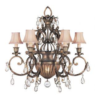 Fine Art Lamps / Chandelier / 161740ST