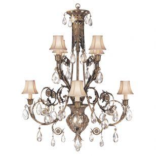 Fine Art Lamps / Chandelier / 162740ST