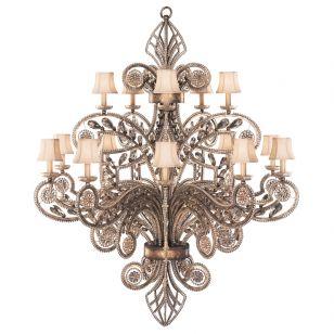 Fine Art Lamps / Chandelier / 163940ST