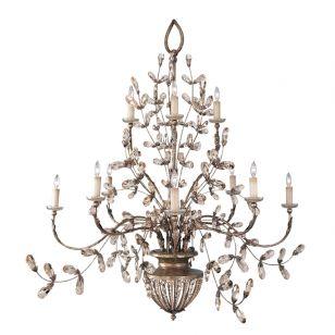 Fine Art Lamps / Chandelier / 175940ST