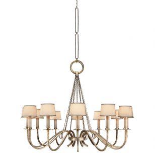 Fine Art Lamps / Chandelier / 420840ST