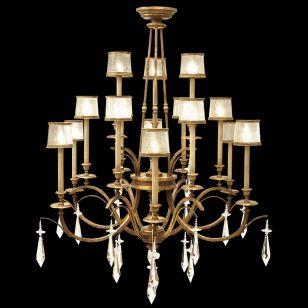 Fine Art Lamps / Chandelier / 567740ST