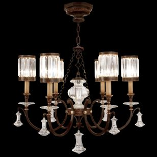 Fine Art Lamps / Chandelier / 595440ST