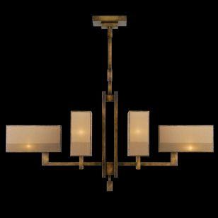 Fine Art Lamps / Chandelier / 734040ST