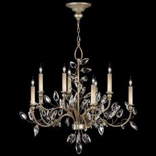 Fine Art Lamps / Chandelier / 753140ST