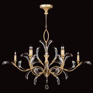 Fine Art Lamps / Chandelier / 761640ST