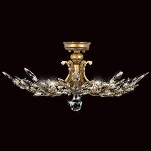 Fine Art Lamps / Semi-Flush Mount / 776240ST