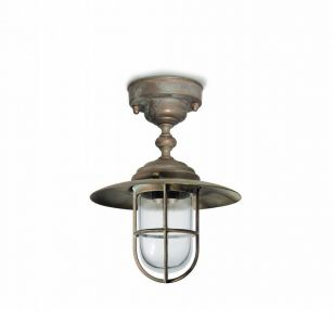 Moretti Luce / Outdoor Ceiling Lantern / Chalet 164F