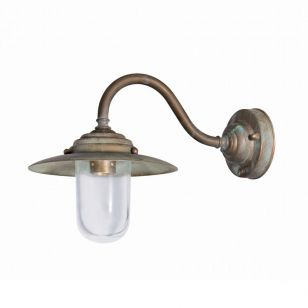 Moretti Luce / Outdoor Wall Lantern / Chalet 139