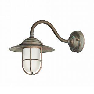 Moretti Luce / Outdoor Wall Lantern / Chalet 140