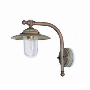 Moretti Luce / Outdoor Wall Lantern / Chalet 161