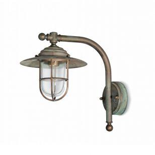 Moretti Luce / Outdoor Wall Lantern / Chalet 163