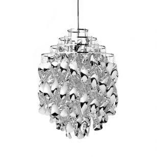 Verpan / Pendant Lamp / Spiral SP01 (Silver)