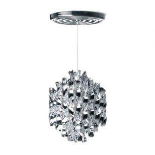 Verpan / Hanging Lamp / Spiral SP1 (Silver)