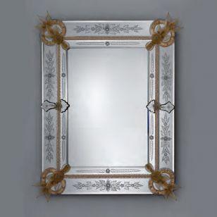 Fratelli Tosi / Venetian wall mirror / 1049