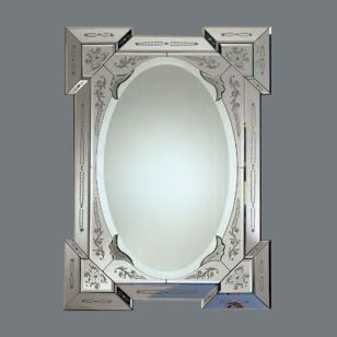Fratelli Tosi / Venetian wall mirror / 300