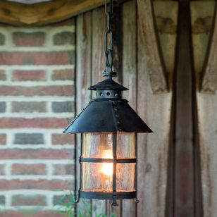 Robers / Outdoor Suspension Lamp with chain / AL 6105