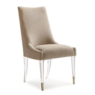 Caracole / Dining chair / CLA-416-282