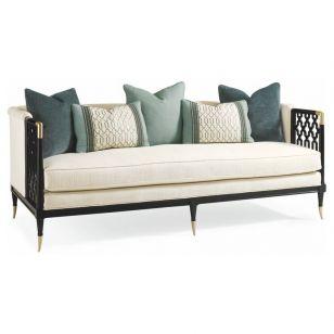 Caracole / Sofa / UPH-SOFWOO-35A