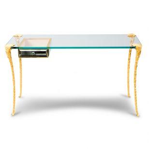 Charles Paris / Writing desk / Pieds Palme 6966-1