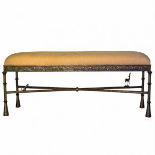 Corbin Bronze / Bench / Antelope B4010