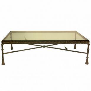 Corbin Bronze / Antelope / Coffee Table