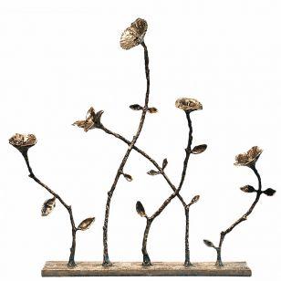 Tom Corbin / Author's sculpture / Cinque Fiori S9030