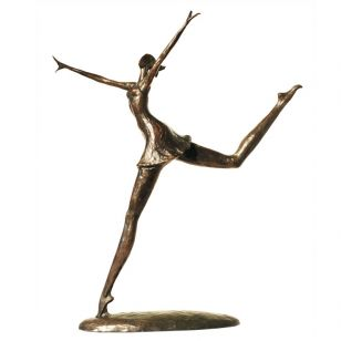 Tom Corbin / Author's sculpture / Dance Moderne IV S2350
