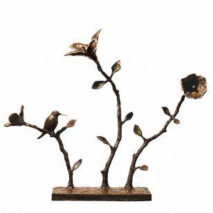 Tom Corbin / Author's sculpture / Tre Fiori S9035