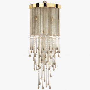 Multiforme / Dancer AP7651-DK / Wall lamp