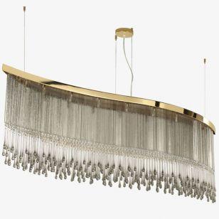 Multiforme / Dancer SS7651-DK / Suspension lamp