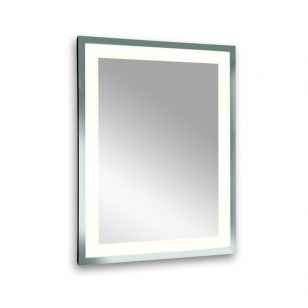 Estro / Mirror with inside lighted / Alabaster R747
