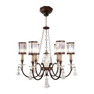 Fine Art Lamps / Crystal Chandeliers EATON PLACE 584240 / Showroom sample