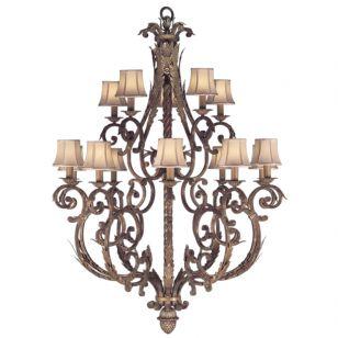Fine Art Lamps / Chandelier / 141940ST