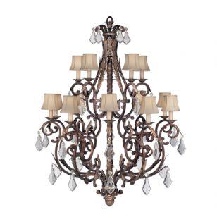 Fine Art Lamps / Chandelier / 226540ST