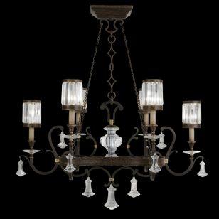 Fine Art Lamps / Chandelier / 583840ST