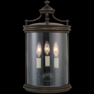 Fine Art Lamps / Outdoor Coupe / Louvre 539081ST