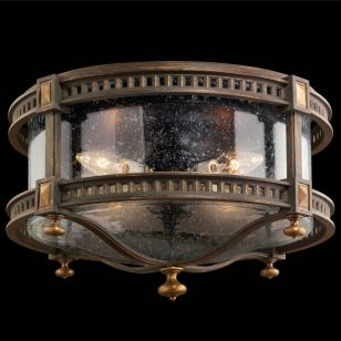 Fine Art Lamps / Outdoor Flush Mount / Beekman Place 564982ST