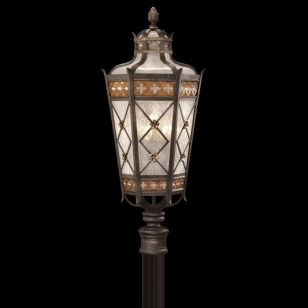 Fine Art Lamps / Post Mount / 541680ST