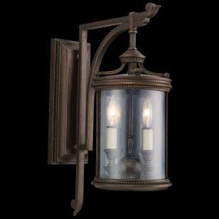 Fine Art Lamps / Outdoor Wall Mount / Louvre 542281ST
