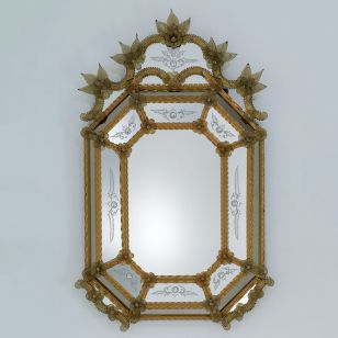 Fratelli Tosi / Venetian Mirror / 1081