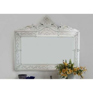 Fratelli Tosi / Venetian wall mirror / 0387