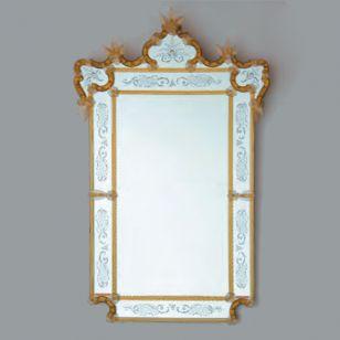 Fratelli Tosi / Venetian wall mirror / 1063