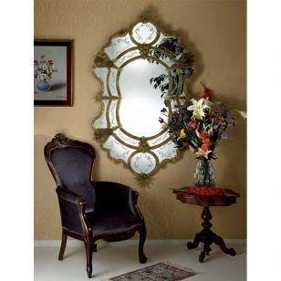 Fratelli Tosi / Venetian wall mirror / 1073