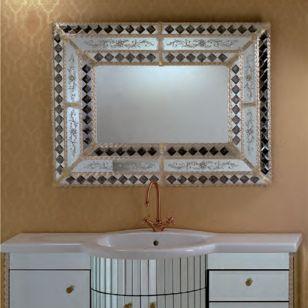 Fratelli Tosi / Venetian wall mirror / 345
